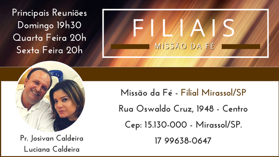 Filial Mirassol/SP